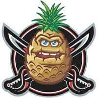Pineapple Pirates team badge